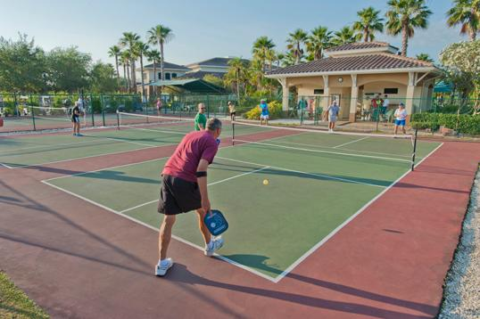 Pickleball is Sweeping the Nation