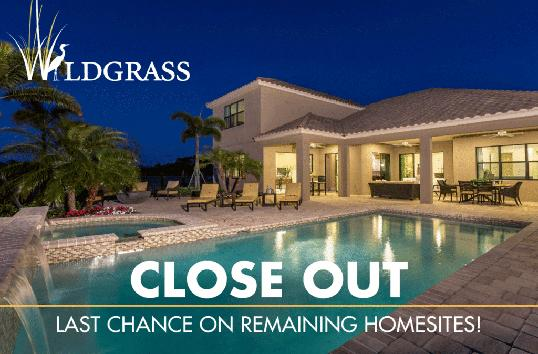 Final Opportunity to Own a Home in Wildgrass