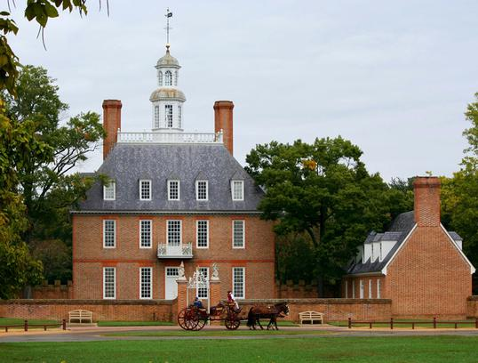 Best Places to Retire Near Colonial Williamsburg, VA