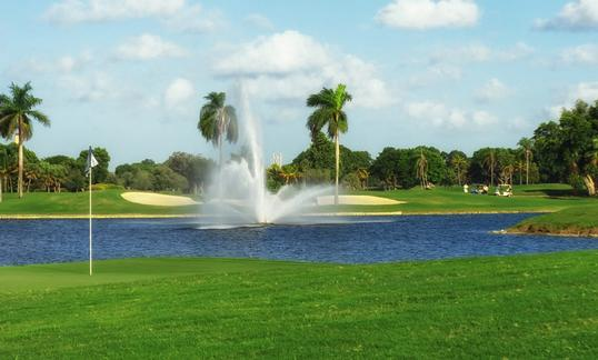 Best Florida 55+ Communities with Golf Courses
